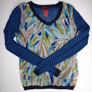 Missoni for Target size S Color Block Geo Print